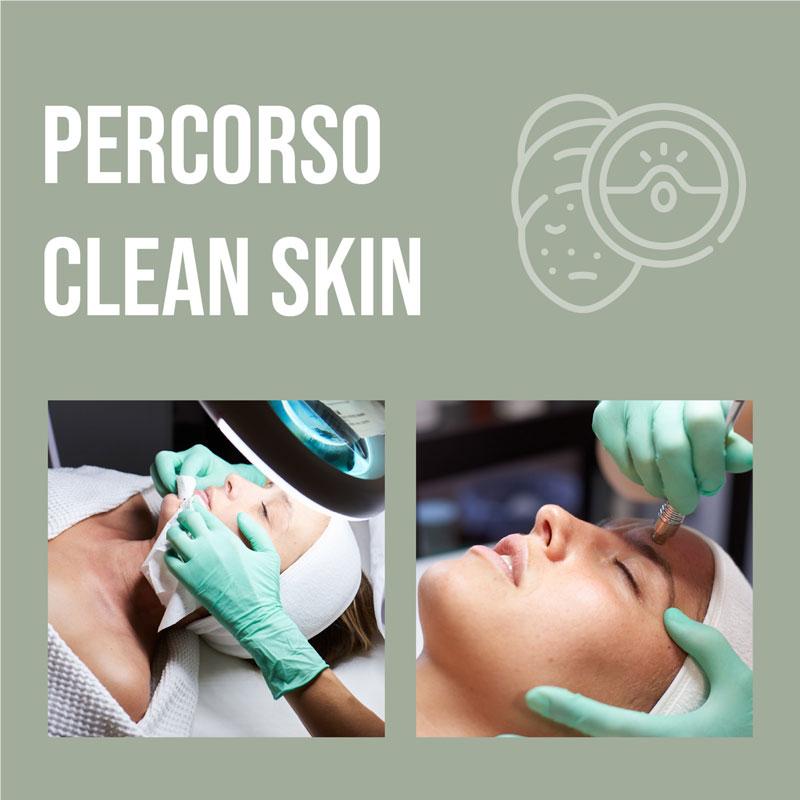 Percorso Beauty Viso Clean Skin