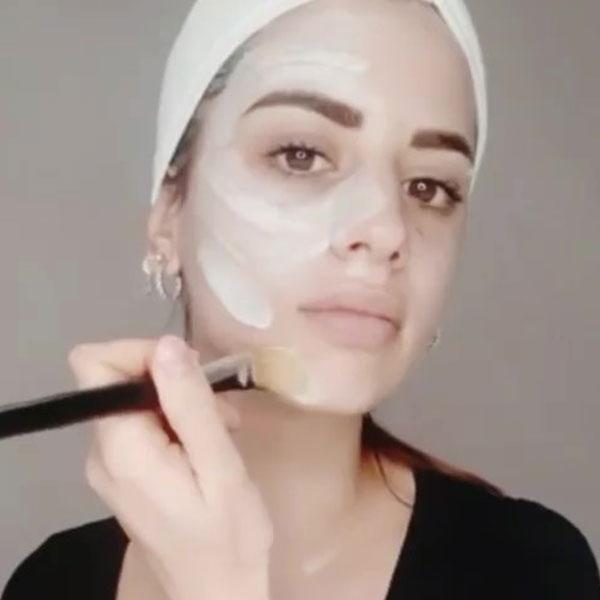 Maschera viso. Come applicarla correttamente